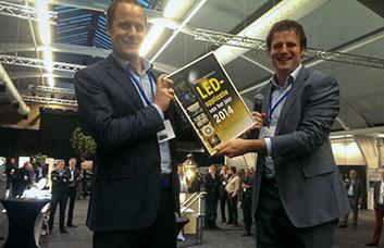 Invisua wins LED Award