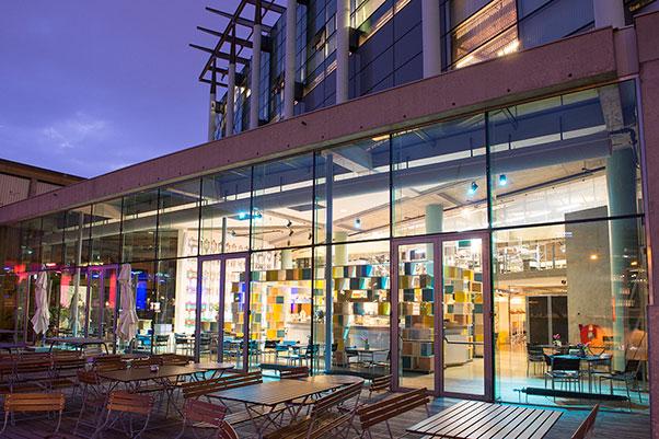 Romar Het Nieuwe Instituut Rotterdam