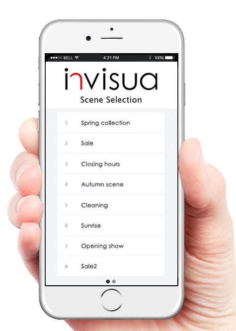 Invisua Create