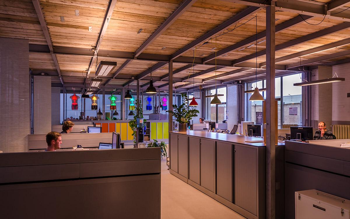 Invisua Lighting office
