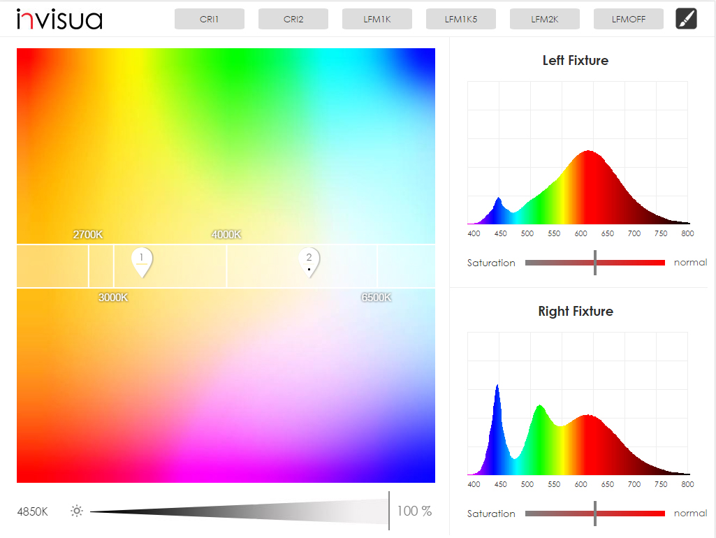 Create Colorpicker Spectrum